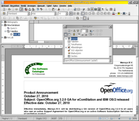 OpenOffice.org 3.2.0 for eComStation